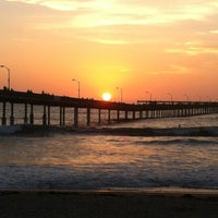 Photo taken at Ocean Beach Pier by Cami on 8/12/2012