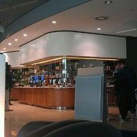 Photo taken at Lufthansa Senator Lounge C by Jeff Y. on 3/24/2012