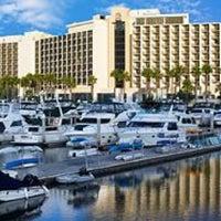 Photo taken at Sheraton San Diego Hotel & Marina by Naeva F. on 3/11/2012