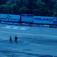 """Photo taken at NOS® Energy Drink at Formula Drift Rd. 4 """"The Gauntlet"""" by John K. on 6/23/2012"""