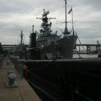 Photo taken at Buffalo & Erie County Naval & Military Park by Nancy S. on 6/24/2012