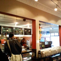 Photo taken at Zumi's Espresso & Ice Cream by Jay B. on 10/7/2011