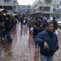 Photo taken at Winkelcentrum Amsterdamse Poort by Merlijn H. on 12/31/2010