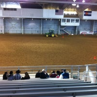 Photo taken at Douglas County Fairgrounds by Jamie C. on 12/10/2011