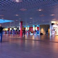 Photo taken at Moss Lufthavn, Rygge (RYG) by Marino Joseph L. on 8/23/2011