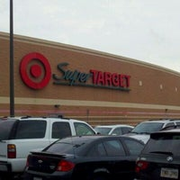 Photo taken at SuperTarget by Cody P. on 4/4/2011