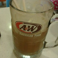 Photo taken at A&W by Sandra L. on 12/26/2011