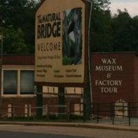 Photo taken at Natural Bridge (Virginia) by Holly P. on 5/7/2012