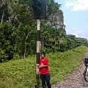 Photo taken at Old KTM Railway Trackbed (Hindhede) by Nurhakim N. on 7/31/2011