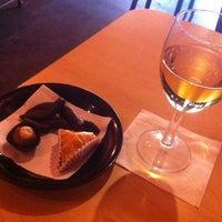 Photo taken at Michelangelo's Coffee & Wine Bar by Ashley W. on 4/5/2011