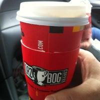 Photo taken at Dazbog Coffee - Northglenn by Kevin Green @. on 12/4/2011