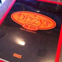 Photo taken at Dizzy's on 5th by Rachel J. on 4/16/2012