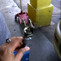 Photo taken at Kumho Tyres Service by Aj M. on 11/29/2011