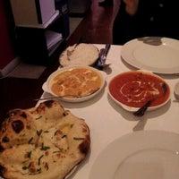Photo taken at Saffron Restaurant by Justin H. on 1/21/2012