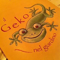 Photo taken at IL Geko Nel Giardino by deadmanwriting on 8/5/2011
