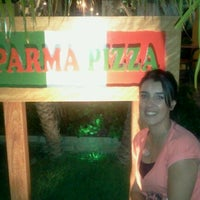 Photo taken at Parma Pizza by Gabriel C. on 3/29/2012