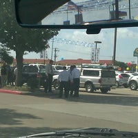 Photo taken at McComb's Ford West by Mara V. on 8/4/2012
