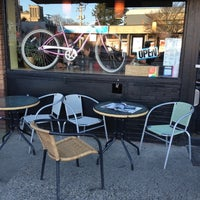 Photo taken at The Pink Bicycle by Ian B. on 3/24/2012