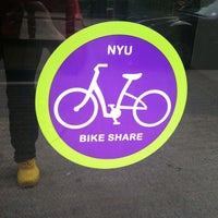 Photo taken at NYU Paulette Goddard Residence Hall by Nick J. on 5/16/2012