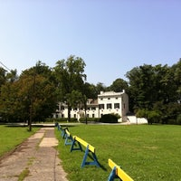 Photo taken at Historic Strawberry Mansion by Paul V. on 8/20/2011