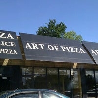 Photo taken at The Art of Pizza by Honnie L. on 9/9/2012