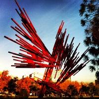 Foto tirada no(a) Parque de las Esculturas por Sebastian P. em 6/21/2012