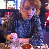 Photo taken at Rubin's Kosher Delicatessen by Tom B. on 12/11/2011