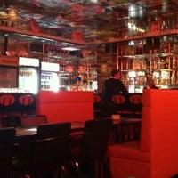 Photo taken at Safari Bar by Nickolai G. on 1/5/2012