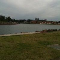 Photo taken at Throsby Creek by Missxstatic on 5/11/2011
