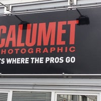 Photo taken at Calumet Photographic by Johan P. on 6/6/2012