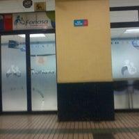 Photo taken at Fonasa Estación Central by Ingrid S. on 6/7/2012