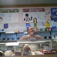 Photo taken at Chutzpah Real New York Deli by Brian M. on 12/17/2011