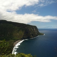 Photo taken at Waipiʻo Valley by Linda N. on 7/25/2011