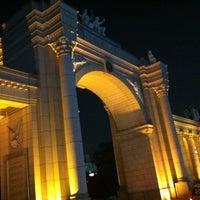 Photo taken at Kyung Hee University Global Campus by Sanghyuk B. on 6/7/2012