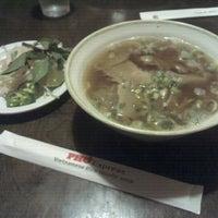 Photo taken at The Underground Asian Fusion Bistro by Janzen A. on 8/9/2012