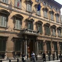 Photo taken at Palazzo Madama by Gabriele R. on 3/24/2012