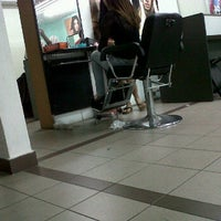 Photo taken at Mintz Salon by NOISYBOY on 1/28/2012