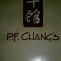 Photo taken at P.F. Chang's by Brandon on 9/23/2011