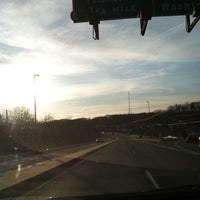 Photo taken at I-270 Exit 4A/B (Montrose Road) by William D. on 3/17/2011