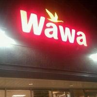 Photo taken at Wawa by Patty P. on 11/15/2011