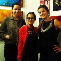 Photo taken at Gallery Godo by Zoe G. on 5/26/2012