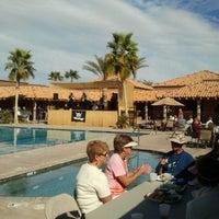 Photo taken at Palms RV Resort by Herb S. on 1/21/2012