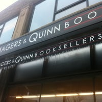 Photo taken at Magers & Quinn Booksellers by Jay W. on 1/5/2011