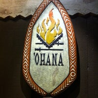 Photo taken at 'Ohana by Reed S. on 7/3/2012