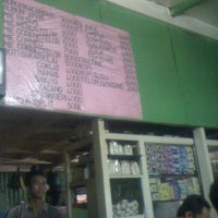 Photo taken at Warkop kumis ISTN by Yudith I. on 4/28/2012