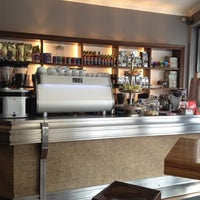 Photo taken at Caffe Leidenschaft by Axel on 3/30/2012
