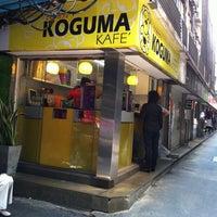 Photo taken at KOGUMA KAFE' by varara p. on 3/11/2011