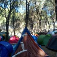 Photo taken at Camping Getafe Open Air - En Vivo by Ángel Luis Q. on 9/8/2011