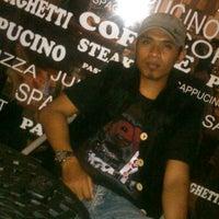 Photo taken at Kopi Merah by Koishii Y. on 1/19/2012
