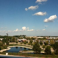 Photo taken at Hampton Inn & Suites West Bend by Ram S. on 9/11/2011